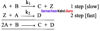 Samacheer Kalvi 12th Chemistry Solutions Chapter 7 Chemical Kinetics-30