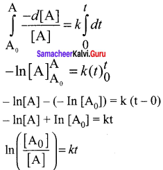 Samacheer Kalvi 12th Chemistry Solutions Chapter 7 Chemical Kinetics-79