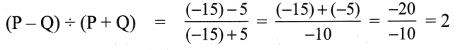 Samacheer Kalvi 7th Maths Solutions Term 1 Chapter 1 Number System Ex 1.6 3