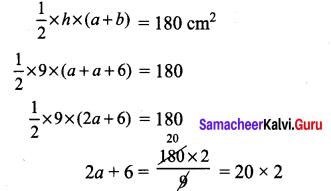 Samacheer Kalvi 7th Maths Solutions Term 1 Chapter 2 Measurements Ex 2.3 6