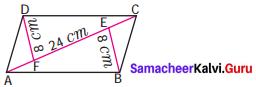 Samacheer Kalvi 7th Maths Solutions Term 1 Chapter 2 Measurements Ex 2.4 2