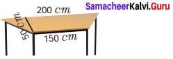 Samacheer Kalvi 7th Maths Solutions Term 1 Chapter 2 Measurements Ex 2.4 5