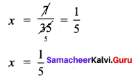 Samacheer Kalvi 7th Maths Solutions Term 1 Chapter 4 Direct and Inverse Proportion Additional Questions 42