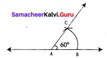 Samacheer Kalvi 7th Maths Solutions Term 1 Chapter 5 Geometry Ex 5.5 1