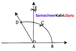 Samacheer Kalvi 7th Maths Solutions Term 1 Chapter 5 Geometry Ex 5.5 91