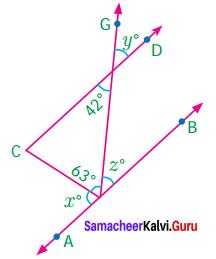 Samacheer Kalvi 7th Maths Solutions Term 1 Chapter 5 Geometry Ex 5.6 51