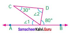 Samacheer Kalvi 7th Maths Solutions Term 1 Chapter 5 Geometry Ex 5.6 85