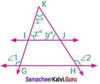 Samacheer Kalvi 7th Maths Solutions Term 1 Chapter 5 Geometry Ex 5.6 86