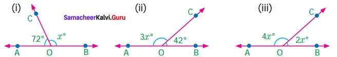 Samacheer Kalvi 7th Maths Term 1 Chapter 5 Geometry Ex 5.1 5