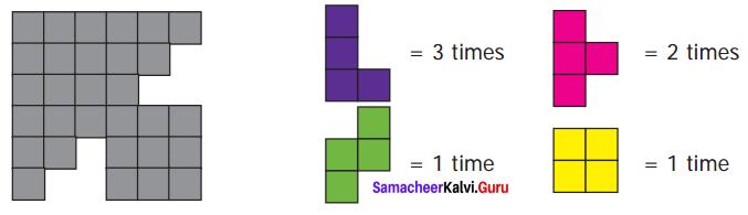 Samacheer Kalvi 7th Maths Term 1 Chapter 6 Information Processing Ex 6.2 1
