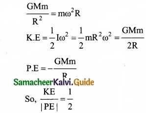 Tamil Nadu 11th Physics Model Question Paper 4 English Medium img 1
