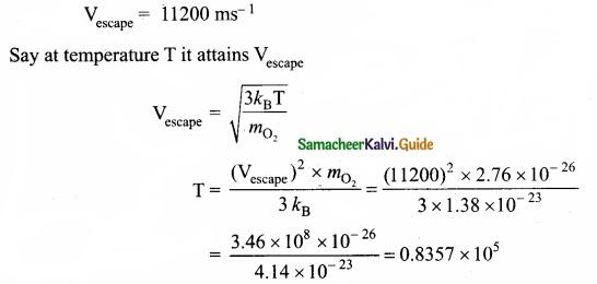 Tamil Nadu 11th Physics Model Question Paper 4 English Medium img 12