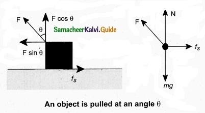 Tamil Nadu 11th Physics Model Question Paper 4 English Medium img 21