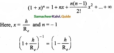 Tamil Nadu 11th Physics Model Question Paper 4 English Medium img 30