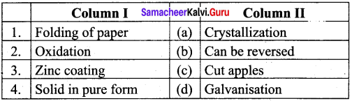 Samacheer Kalvi 7th Science Solutions Term 2 Chapter 3 Changes Around Us image -9