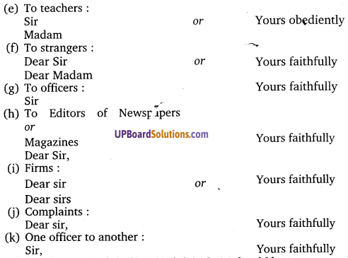 UP Board Solutions for Class 10 English Grammar Mode of Creative Writing img 2