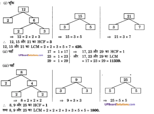 UP Board Solutions for Class 10 Maths Chapter 1 Real Numbers img 13