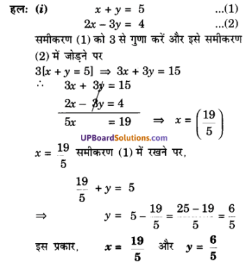 UP Board Solutions for Class 10 Maths Chapter 3 Pairs of Linear Equations in Two Variables img 39