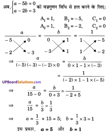 UP Board Solutions for Class 10 Maths Chapter 3 Pairs of Linear Equations in Two Variables img 57