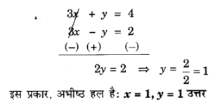 UP Board Solutions for Class 10 Maths Chapter 3 Pairs of Linear Equations in Two Variables img 86